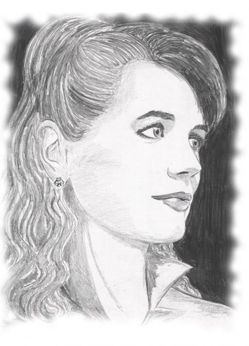 Harley Jane Kozak por Archygoncharov